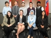 2016-05-02 2015-16 Scholarship Recipients from York UofT Ryerson and Western